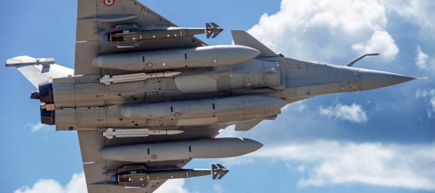 Французские истребители Rafale будут уничтожены уже наподлете кДонбассу