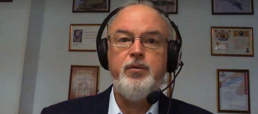 Военный аналитик Юрий Кнутов: Только Россия сейчас не дает Украине напасть на Донбасс