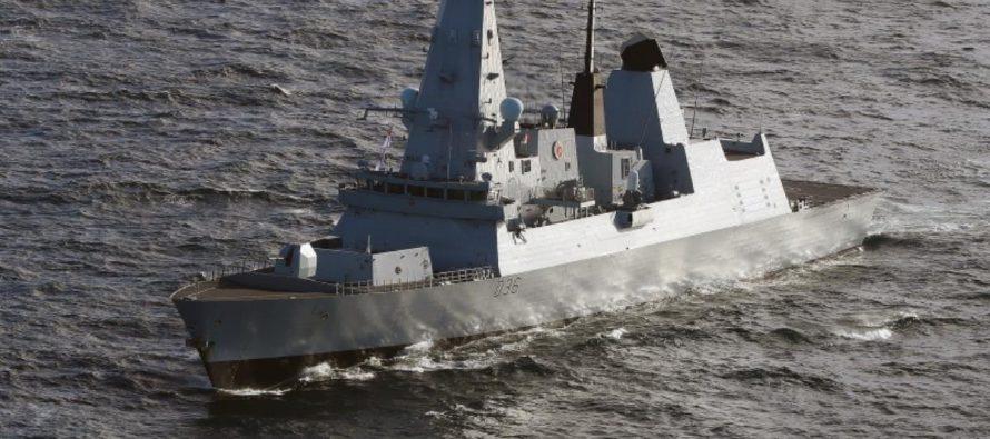 Капитан 1-го ранга Ненашев считает, что Британия хотела развязать войну в ситуации с эсминцем Defender