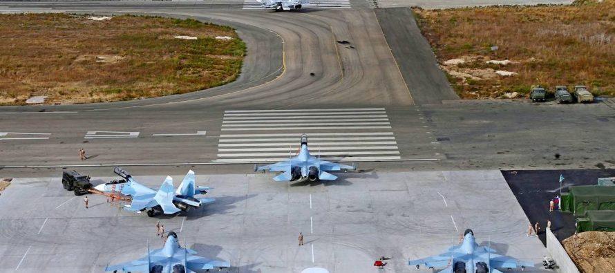 InsideOver: Трюк России с авиабазой Хмеймим в Сирии создаст НАТО серьезные проблемы