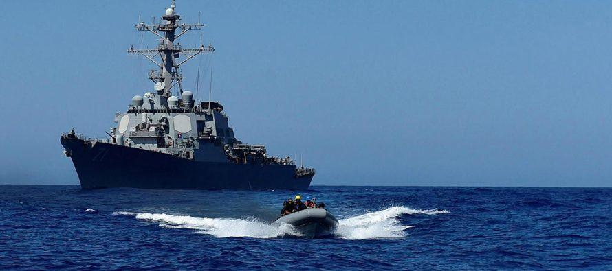 Россия мгновенно раскрыла провокацию с американским эсминцем-призраком в Крыму