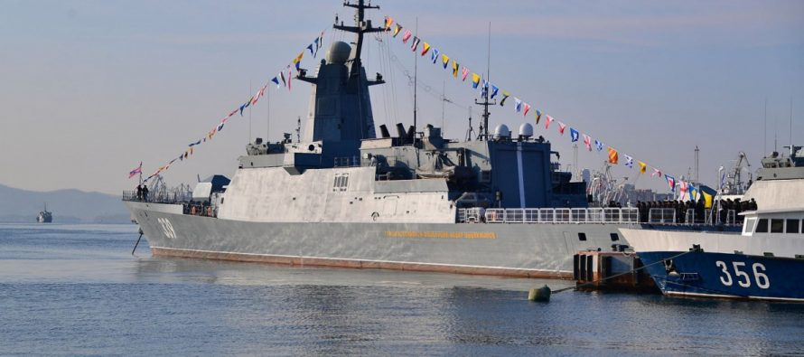 NI: Страх перед Россией вынудил США строить новые сторожевые корабли