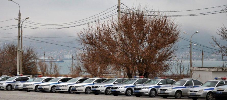 В ГИБДД Рязани рассказали, откуда взялись колонны полицейских машин на улицах города