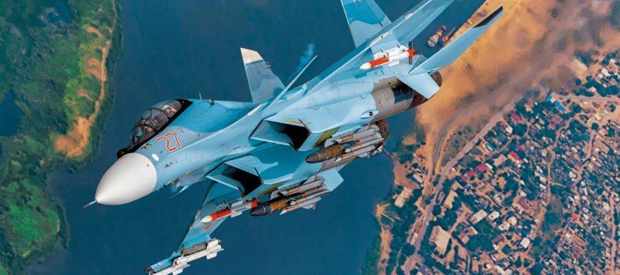 Минск согласился разместить российские истребители Су-30СМ на своей территории