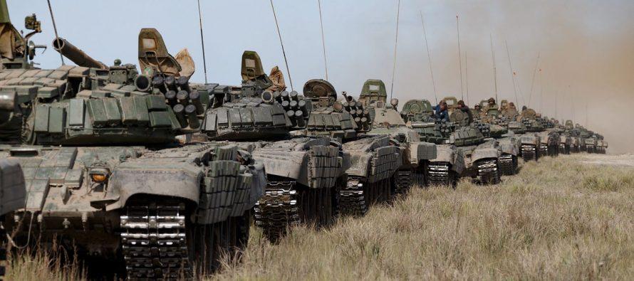 Главред: Россия снова наводит страх на НАТО наращиванием сил на границах с Украиной
