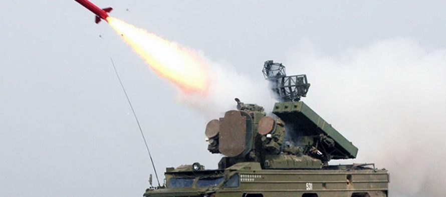 Две ракеты ЗРК «Оса» не смогли попасть по беспилотнику Bayraktar TB2