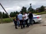 В ГИБДД прокомментировали информацию о нападении на сотрудников ДПС в Дягилеве