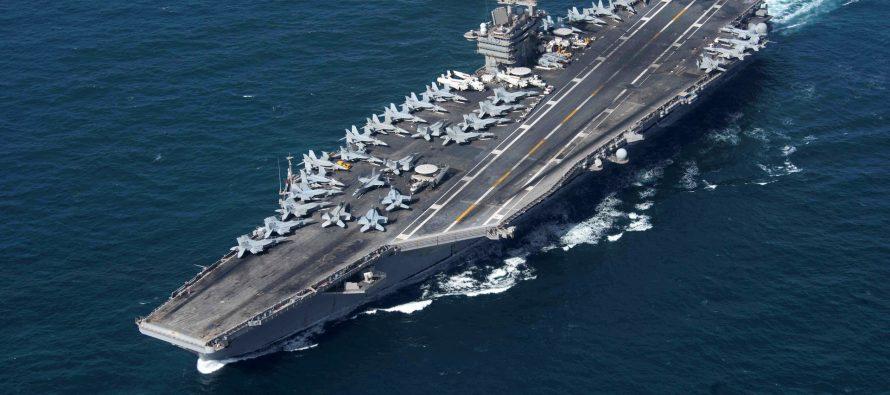 Политолог Кедми: Россия не участвует в гонке по созданию авианосцев из-за их бесполезности