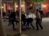 Ночью на Почтовой в Рязани два охранника избили жителя города