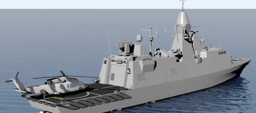 Корвет «Меркурий» станет первым в России полноценным стелс-кораблем