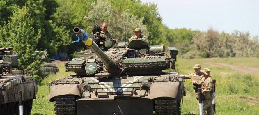 Украина объясняет нежелание ВСУ воевать на Донбассе с российским телевидением
