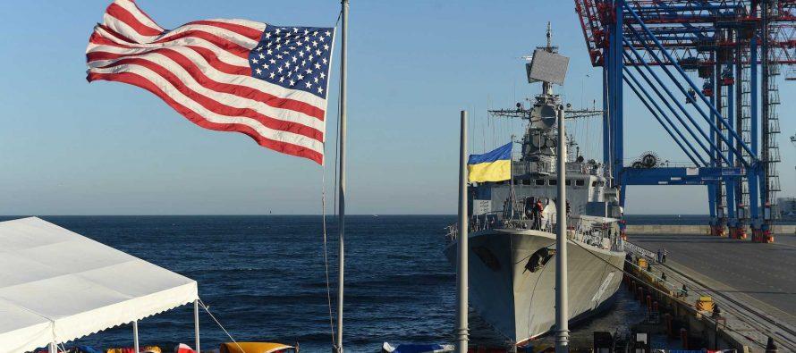 Политолог Мартынов: НАТО «подставляет» Украину под ядерный удар