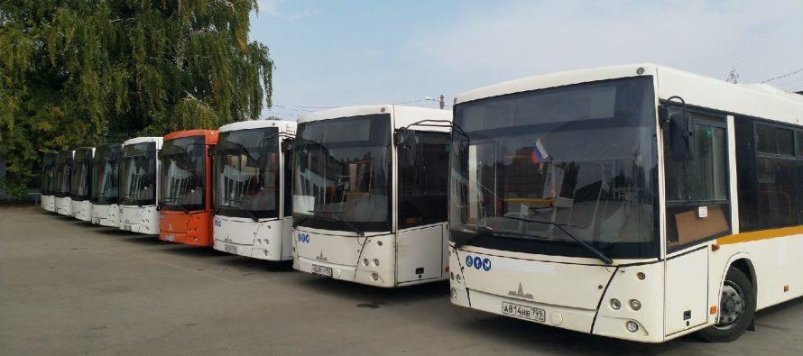 1 июля будет представлена новая концепция общественного транспорта Рязани