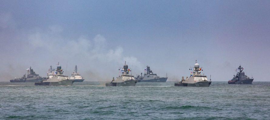 Sohu: Тихоокеанский флот РФ продемонстрировал силу перед саммитом Россия-США
