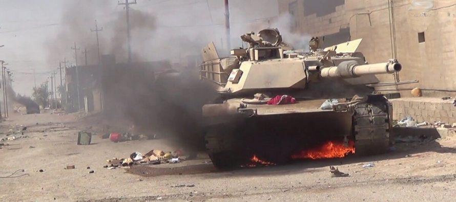 National Interest: Россия создает новые боеприпасы для уничтожения американских танков Abrams
