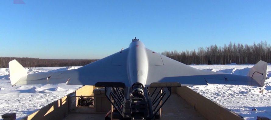 Российский дрон-камикадзе KUB-BLA заставил нервничать американских экспертов