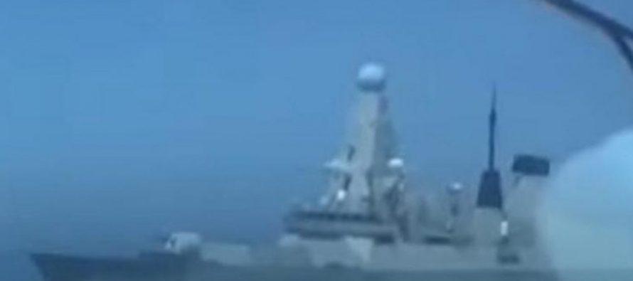 Британские СМИ: Эсминец Королевских ВМС способен уничтожить десятки русских Су-24
