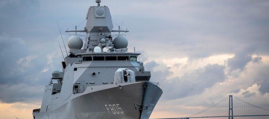 Sohu: Фрегат ВМС Нидерландов с треском проиграл российским системам РЭБ