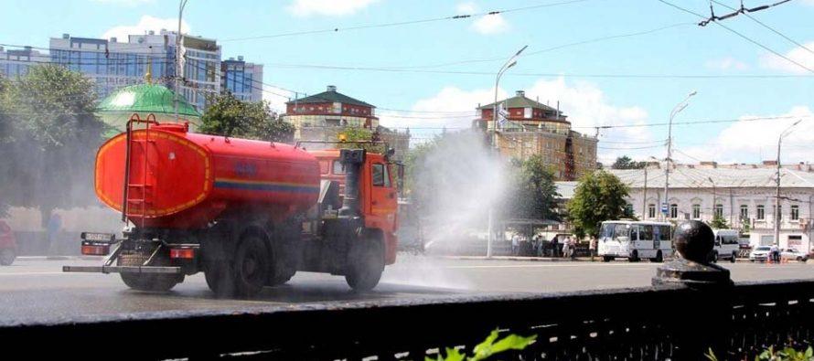 На следующей неделе в Рязанскую область триумфально возвращается 30-градусная жара