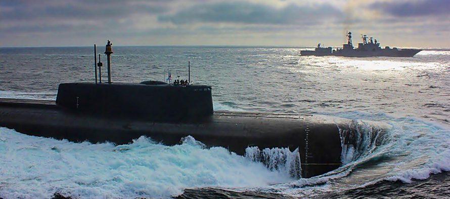 Military Watch: Россия могла пресечь провокацию эсминца Defender торпедой с подводной лодки «Варшавянка»