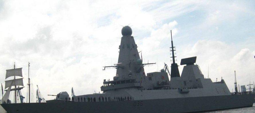 Финский политолог назвал инцидент с эсминцем Defender актом агрессии против России