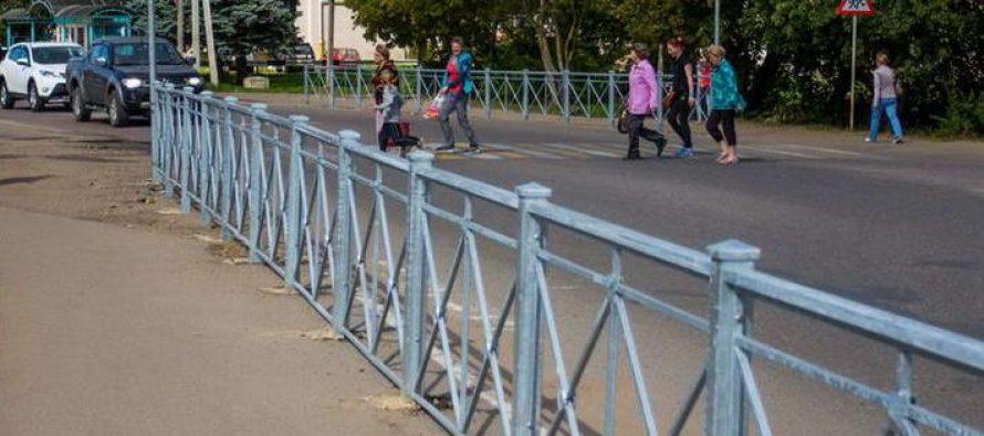 Борис Ясинский: Ограждения вдоль рязанских дорог устанавливаются по ГОСТу