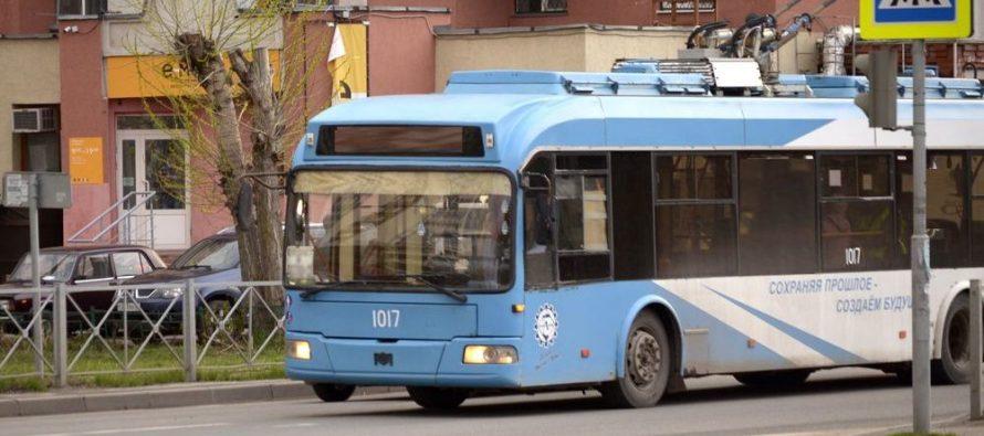 Рязанская мэрия намеревается продлить троллейбусную линию в Дашково-Песочне