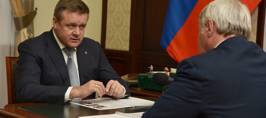 Николай Любимов поручил выделить дополнительные средства на ремонт пяти детских садов в Рязанской области