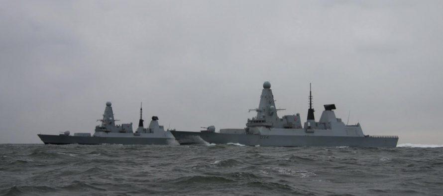 Чешский журналист предложил переименовать британский эсминец из «Защитника» в «Провокатор»