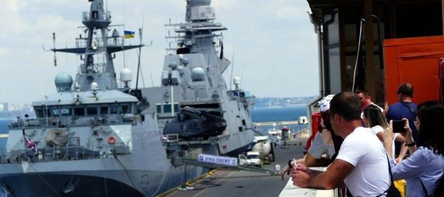 Baijiahao: В инциденте с эсминцем Defender Британия дважды подряд опозорилась на весь мир
