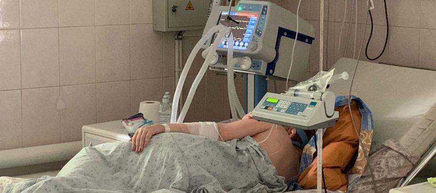 В рязанском Минздраве опровергли дефицит аппаратов ИВЛ в больницах региона