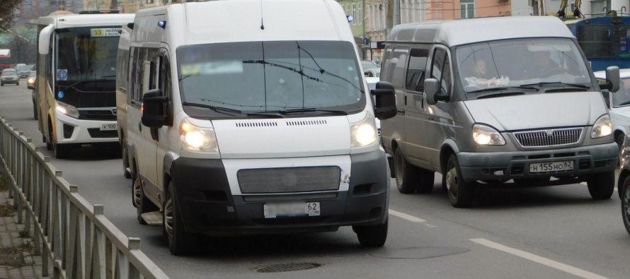 Рязанская мэрия опубликовала постановление об отмене шести городских маршруток