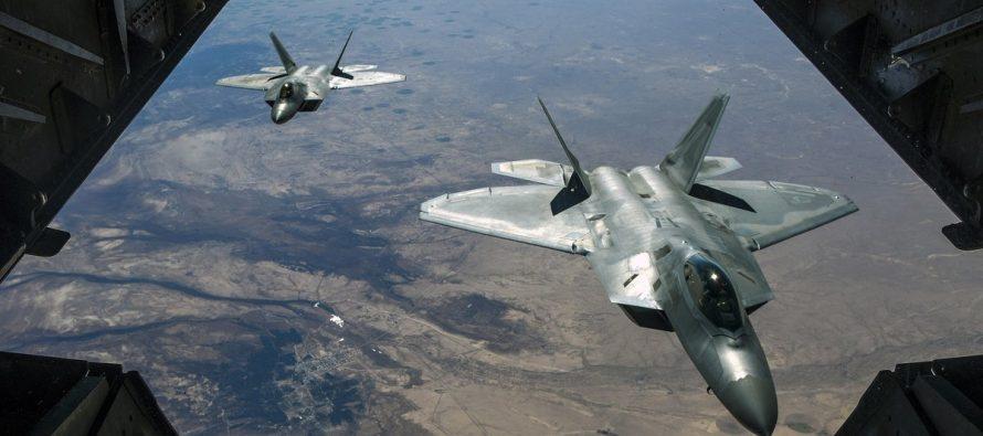 Bulgarian Military: У России есть законное право сбивать американские истребители над Сирией