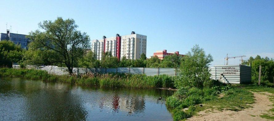 В Рязани в Черезовском пруду утонул 35-летний гражданин Узбекистана