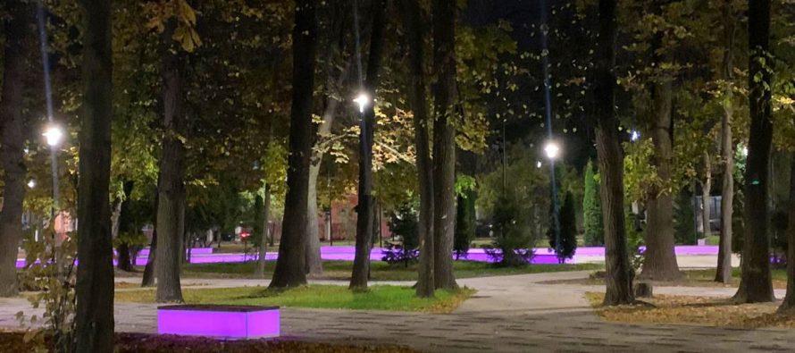 Благоустройство Верхнего городского сада и парка в Приокском в Рязани затянется до 20 августа