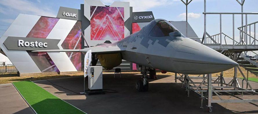 Заслуженный летчик Попов рассказал, почему новый Су-75 взбудоражил США и НАТО
