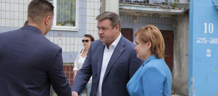 Проблемные объекты благоустройства в Рязанской области взяты под контроль депутатов и лично губернатора