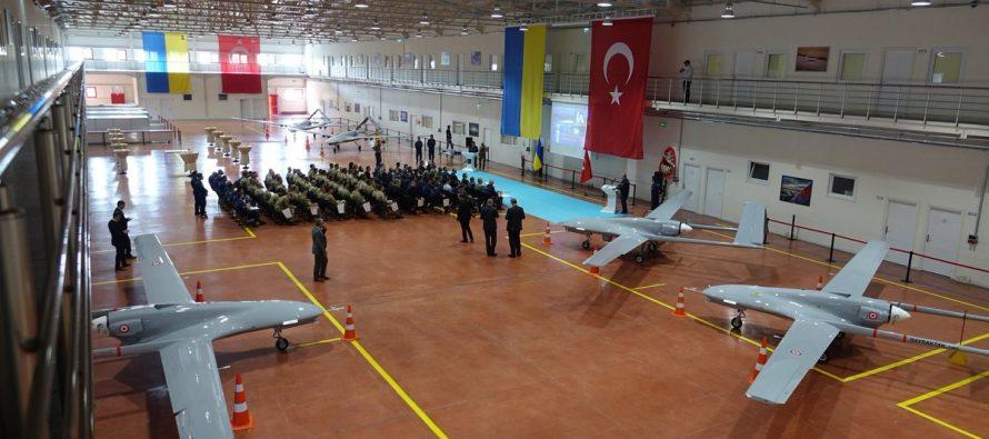 Forbes: Украина мечтает победить в войне с Россией с помощью турецких «Байрактаров»