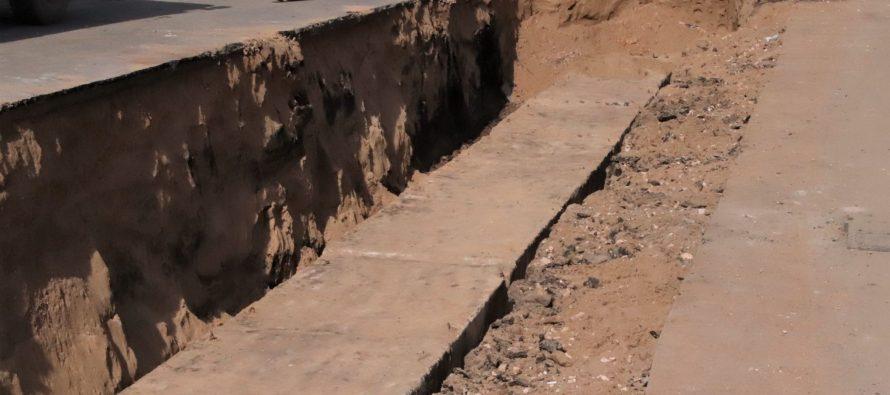 Асфальтовое покрытие на Братиславской в Рязани восстановят после ремонта теплотрассы