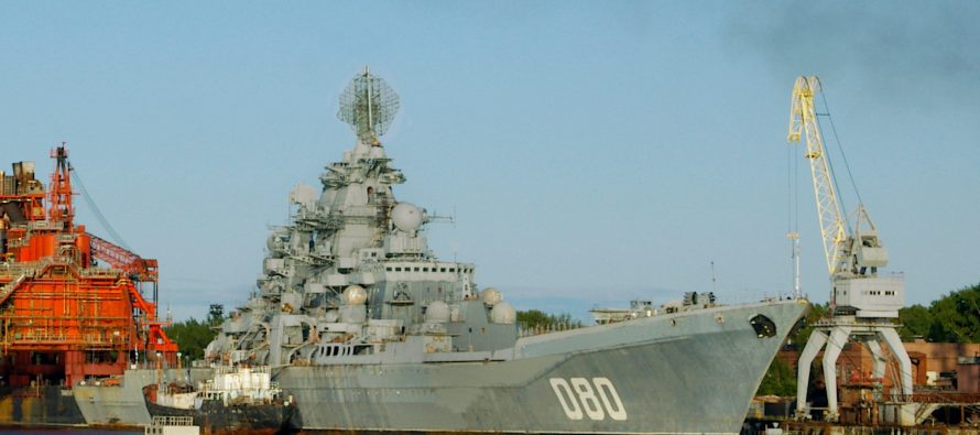 NI: Российский крейсер «Адмирал Нахимов» с 60 гиперзвуковыми «Цирконами» ввергает в панику НАТО и США