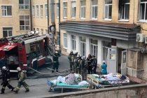 Реанимация больницы им. Семашко в Рязани снова заработала после крупного пожара