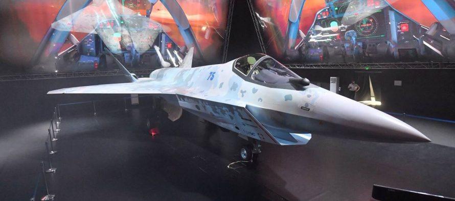 Издание Forbes назвало главных врагов нового российского истребителя Су-75 Checkmate