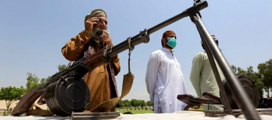 Талибы опасаются учений ВС России на границе Афганистана