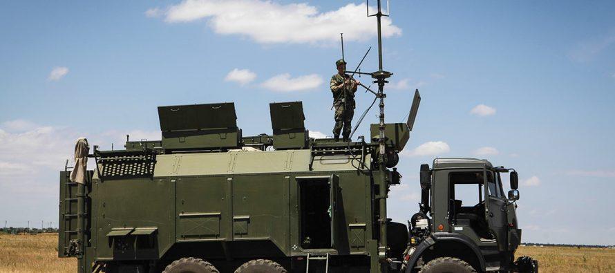 Российский комплекс РЭБ атаковал разведывательный спутник НАТО над Ростовом-на-Дону