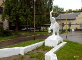 Любимов поручил отреставрировать и вернуть на место демонтированные в Рязани скульптуры