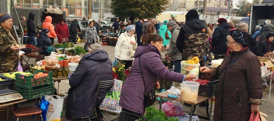Любимов призвал увеличить число сельхозярмарок для снижения стоимости «борщевого набора»