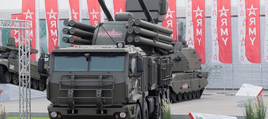 Новейшие ЗРПК «Панцирь-СМ» первыми получат Урал и Москва