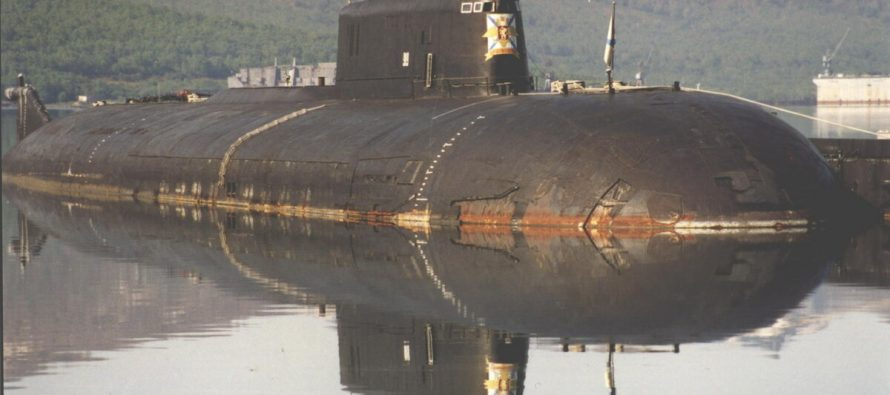 Василий Дандыкин: Новая подводная лодка «Красноярск» вселяет оптимизм в российский флот