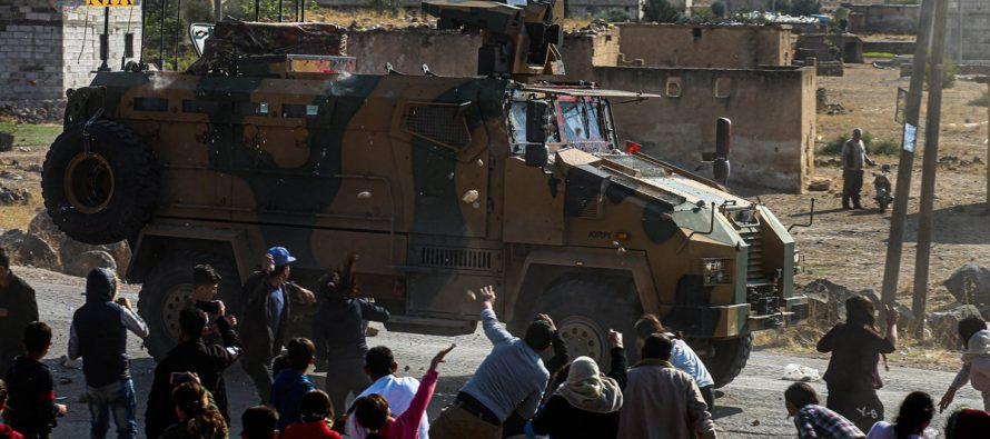 Военнослужащие США задержаны при попытке попасть на российскую военную базу в Сирии