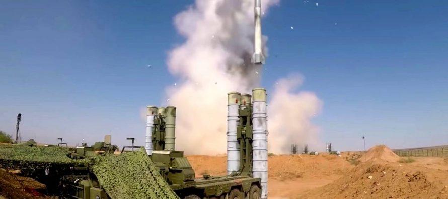 У Турции не получилось уничтожить ЗРК С-300 «Фаворит» в Сирии